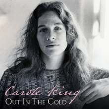 "Carole King ""Out in the Cold"" Digital Release Only of Single"
