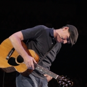 Atlanta - James Taylor takes a bow. Photo by Elissa Kline