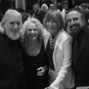 Goffin-King, Mann-Weil - BMI Awards 2012. Photo by Elissa Kline