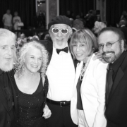 Gerry Goffin, Carole King, Lou Adler, Cynthia Weil, Barry Mann - BMI Awards.  Photo by Elissa Kline