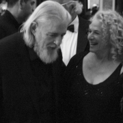 Gerry Goffin, Carole King - BMI Awards. Photo by Elissa Kline
