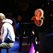 Carole King & James Taylor at the Troubadour. Photo by Elissa Kline