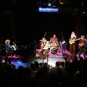 Carole King, James Taylor, Russ Kunkel, Lee Sklar & Danny Kortchmar.  - A triumphant return to the Troubadour. Photo by Elissa Kline