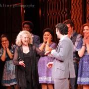 Shock and awe amongst the cast members. Photo by Elissa Kline
