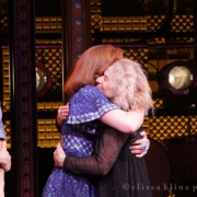There was a lot of love on that stage. Photo by Elissa Kline