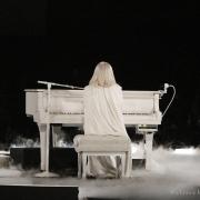 """You've Got A Friend"" Lady Gaga. Photo by Elissa Kline"