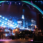 """Will You Love Me Tomorrow"" Carole King & James Taylor. Photo by Elissa Kline"