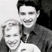 Carole & Gerry Goffin. Carole King Family Archives