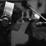 "Carole King, ""Tapestry"" sessions. Photo by Jim McCrary"