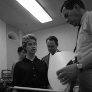 Carole at work, Studio B of the RCA Studio in New York City 1959. Photos Courtesy of Sony Music Entertainment Archive