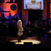 """Shelby Lynne performed """"So Far Away"""" & """"It's Too Late"""".  Photo by Elissa Kline"""