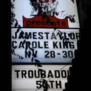 James Taylor & Carole King Troubadour 50th Anniversary. Photo by Elissa Kline