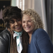 The wonderful Merry Clayton & Carole.  Photo by Elissa Kline