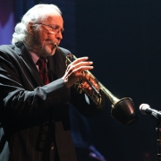 Herb Alpert playing The Overture.  Photo by Elissa Kline
