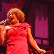 "Darlene Love performing  ""Jazzman"".  Photo by Elissa Kline"