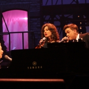"""Will You Still Love Me Tomorrow""  with Carole, Amy Grant & Jesse McCartney.  Photo by Elissa Kline"