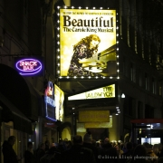 Beautiful The Carole King Musical -  Opening night!  West End,  London