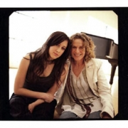 Outtake - Vanessa and Carole.  Photo by Jim Wright