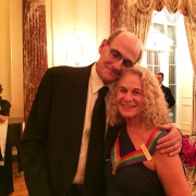 James Taylor & Carole King   Kennedy Center Honors Photo by Sherry Goffin Kondor