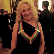 Carole King, Kennedy Center Honoree  Photo by Louise Goffin