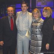 Mann-Weil x 2 ( Barry, Cynthia, Ian McIntosh  & Lorna Want)